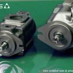 Atex certified vane and piston pump