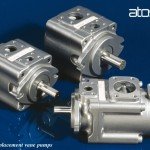 Fixed displacement vane pumps