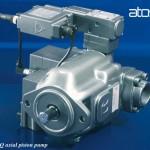 Digital P/Q axial piston pump