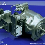 Analog P/Q axial piston pump