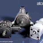 Vane, piston and gears pumps