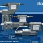 Digital closed loop pressure reducing