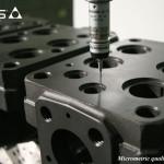Micrometric quality control