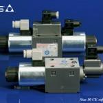 Size 10 CE safety valve