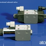 Size 10 directional solenoid valves